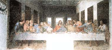 Leonardo Da Vinci: The Last Supper
